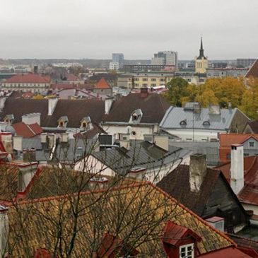 Syksyinen Tallinna