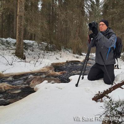 Kuvaamassa, Oulu