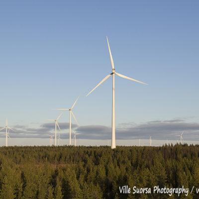 Tuulivoimapuisto, Ii