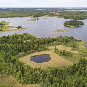 Saariston kluuvijärvi
