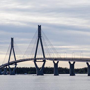 Svedjehamn ja Raippaluodon silta