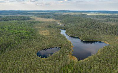 Pyrähdys Pyhä-Häkin kansallispuistossa