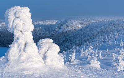 Talvikuvausretki Kuusamoon